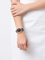 MARC JACOBS MJ1575 Riley Leather Strap Navy