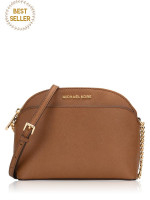 MICHAEL KORS Emmy Saffiano Medium Crossbody Luggage