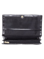FOSSIL SL7105001 Ellis 29 Leather Wallet Black