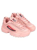 FILA Disruptor 2 Sneakers Pink Shadow Sz 5
