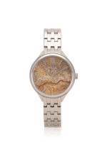 FOSSIL BQ3289 Suitor Roman Stainless Silver