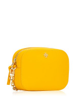TORY BURCH Emerson Round Crossbody Cassia