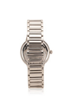 GUY LAROCHE LW2026-01 Crystal Stainless Silver