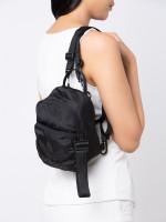 ADIDAS Classic Mini Nylon Backpack Black
