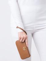 MICHAEL KORS Fulton Leather Medium Wristlet Luggage