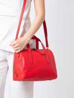 FOSSIL SHB2063622 Sydney Satchel Real Red