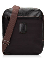LONGCHAMP Men Boxford Crossbody Bag Black