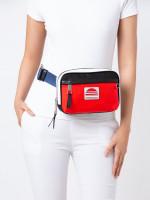 MARC JACOBS Sport Belt Bag Porcelain Multi