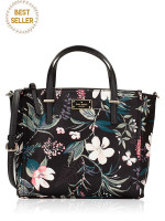 KATE SPADE Wilson Road Botanical Alyse Black Multi