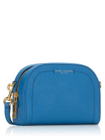 MARC JACOBS Playback Leather Crossbody Aegean