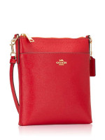 COACH 41320 Crossgrain Kitt Crossbody Jasper