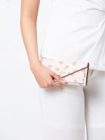 COACH 27280 Floral Bloom Soft Wallet Beechwoood Floral