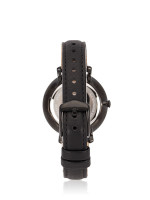FOSSIL ES4532 Jacqueline Leather Strap Black