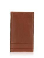 FOSSIL Men SML1398210 Lufkin Slim Executive Wallet Medium Brown
