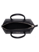 GIVENCHY Grained Leather Small Antigona Black