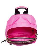 MARC JACOBS Trek Pack Medium Zip Backpack Vivid Pink