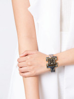 TORY BURCH TBW5002 The T Bangle Floral