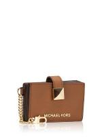MICHAEL KORS Karla Card Case Wallet Luggage