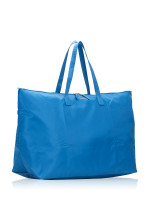 TUMI Voyageur Mauren Tote Light Blue