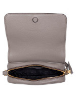 PRADA 1BD163 Vitello Phenix Crossbody Argilla