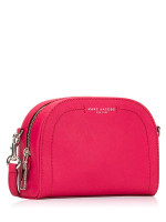 MARC JACOBS Playback Leather Crossbody Carnation