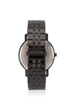 FOSSIL BQ2399 His And Her Stainless Gift Set Black
