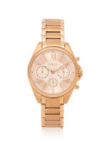 FOSSIL BQ3036 Modern Courier Midsize Chronograph Rosegold