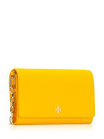 TORY BURCH Emerson Chain Wallet Cassia