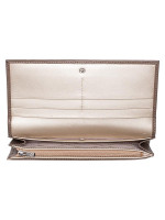 LONGCHAMP Roseau Long Wallet Taupe