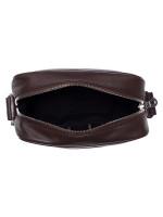 BALLY Men Oakview-SM Leather Messenger Brown
