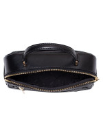 MICHAEL KORS Travel Monogram Top Handle Camera Bag Black