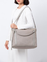LOUIS VUITTON Monogram Antheia Ixia PM Gris Clair