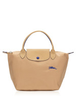 LONGCHAMP Le Pliage Club Small SH Beige