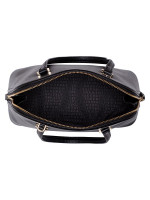 KATE SPADE Patterson Drive Medium Dome Satchel Black