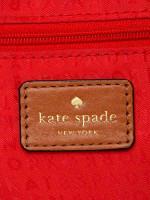 KATE SPADE Classic Spade Stevie Chocolate