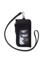 KATE SPADE Cameron Card Case Lanyard Black