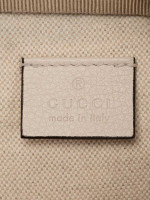 GUCCI Print Small Belt Bag White
