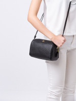 COACH 76629 Crossgrain Mini Bennett Crossbody Black