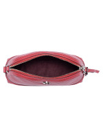 COACH 37863 Ivie Leather Crossbody Washed Red