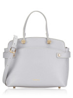 FURLA Agata Small Satchel Cristallo