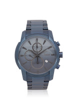 TEIWE Men TWC-18023 Chronograph Stainless Navy