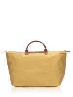 LONGCHAMP Le Pliage Weekender Khaki