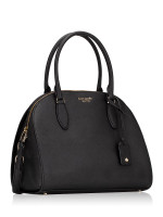 KATE SPADE Reiley Large Dome Satchel Black