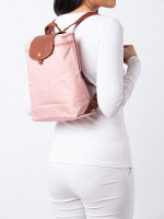 LONGCHAMP Le Pliage Backpack Pinky