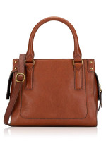 FOSSIL SHB2070213 Claire Mini Satchel Brandy