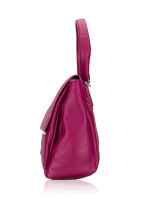 GIVENCHY Pandora Pure Medium Satchel Fuschia