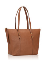 FOSSIL SHB1727210 Jenna Tote Medium Brown