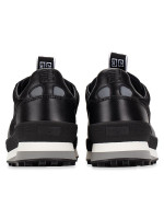 GIVENCHY Men TR3 Runner Sneakers Black Sz 41