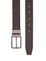 MICHAEL KORS Men 4 In 1 Signature Belt Box Set Brown Multi