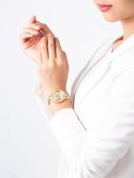 MICHAEL KORS MK3474 Parker Crystal Bracelet Gold